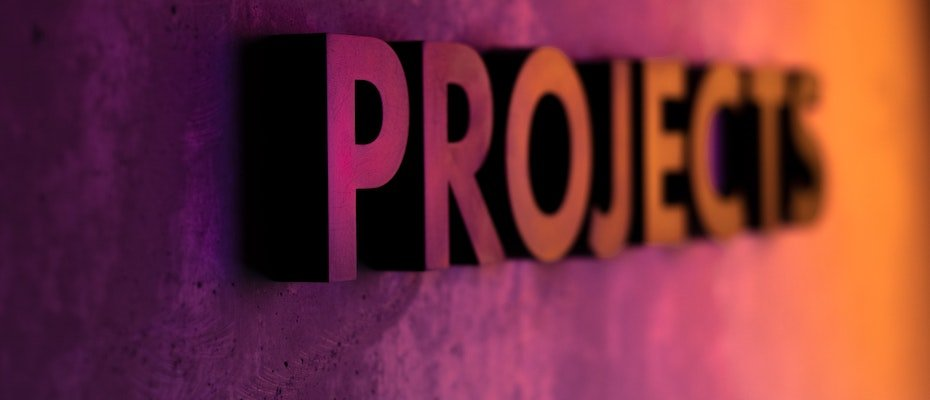 Image is word 'Projects'
